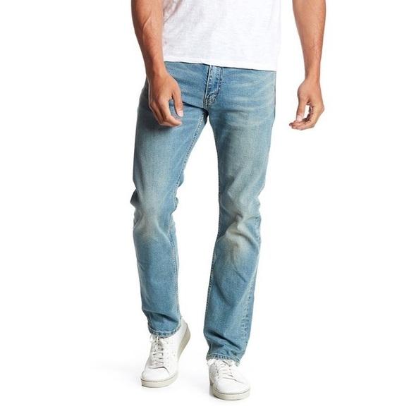 Levi's Other - Levi's Light Wash 513 Slim Straight Leg Jeans